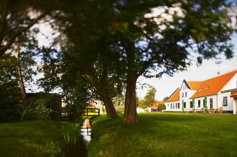 Modern inn culture on the top of Denmark