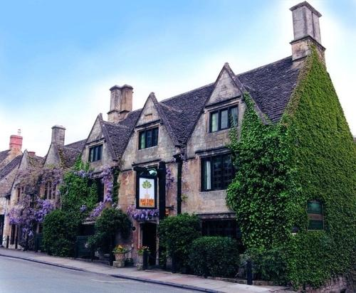 Burford is one of the most picture-perfect of Cotswolds villages.