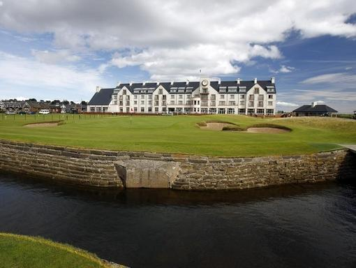 Carnoustie's Championship Course is arguably the toughest in the land.