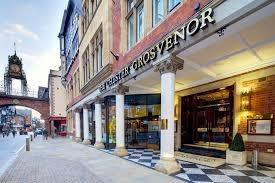 Ideally situated right in the historic centre of Chester, overlooking the famous Eastgate Clock.