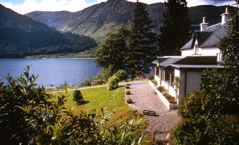 Corriegour Lodge Hotel offers panoramic views and fine dining in the midst of the glorious Highlands scenery.