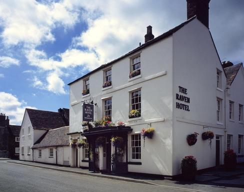 The Raven in the lovely Shropshire market town of Much Wenlock is our idea of a perfect 18th century coaching inn.  All the period warmth you would expect is here, alongside a high degree of modern sophistication and exquisite attention to detail.