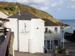 The Lugger is an original 17th-century smugglers' inn shielded from the often-wild sea by its waterside setting in a perfectly protected Cornish harbour.