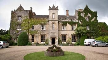 The Manor has been the showpiece of the lovely village of Weston-on-the-Green, six miles from Oxford, since the 11th century.