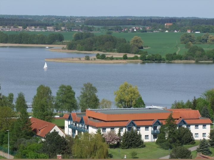 A lakeside retreat