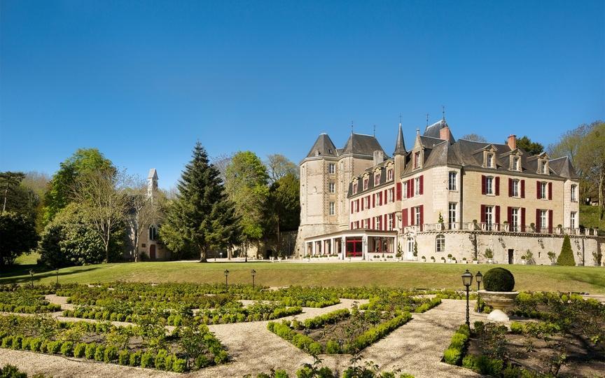 Au coeur des châteaux de la Loire